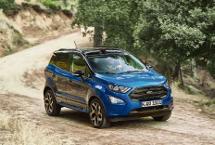 Ford EcoSport bringt uns sparsam und sicher ans Ziel