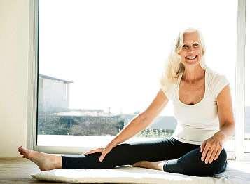 Vitale Muskeln bringen uns einen aktiven Alltag